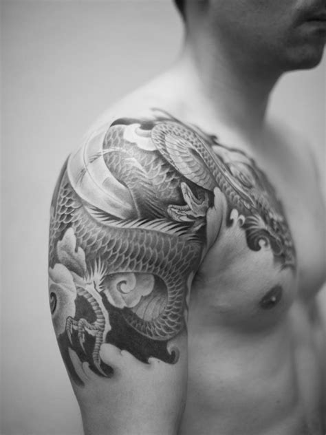 75+ Unique Dragon Tattoo Designs & Meanings - Cool