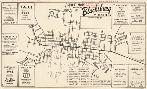 blacksburg va map browsing southwest virginia gt blacksburg virginia