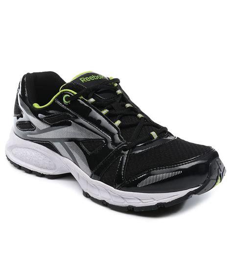 reebok black sport shoes price in india buy reebok black