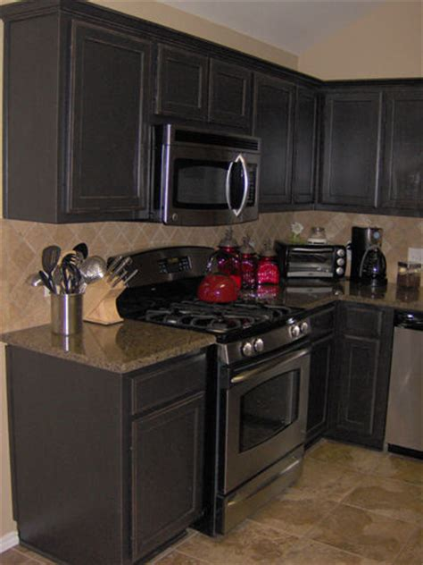 kitchen cabinets black black or country antique white kitchen cabinets hackettstown nj