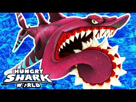 new helicoprion buzz hungry shark world