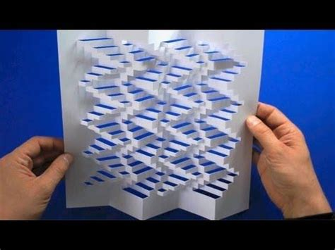 3d Paper Folding Templates - the world s catalog of ideas