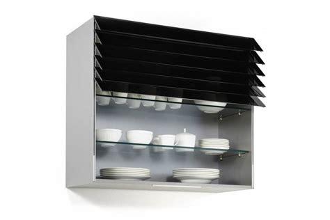 meuble à rideau pour cuisine meuble haut de cuisine avec rideau 224 lamelles accessoires