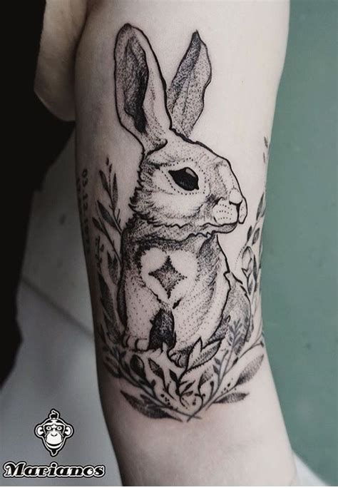tattoo gun for rabbits malarianos rabbit tattoo tattoo pinterest