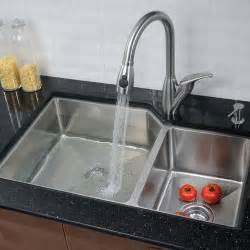 ld3020r undermount offset bowl kitchen sink