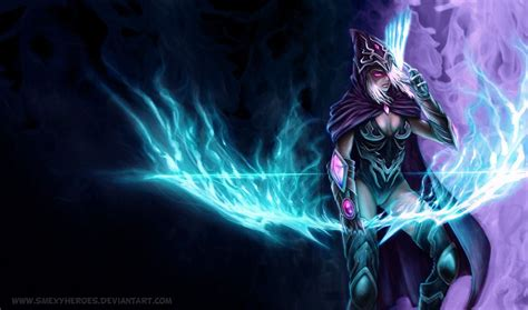 desktop themes league of legends 21 ashe league of legends wallpapers hd free download