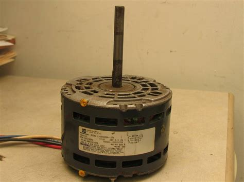 emerson blower motor emerson fa55hxbsn 1276 furnace blower motor 115v 1ph 60hz