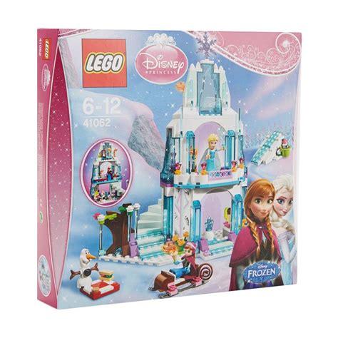 Mainan Anak Frozen Castle Frozen jual lego frozen elsa s sparkling castle blok dan puzzle mainan anak harga