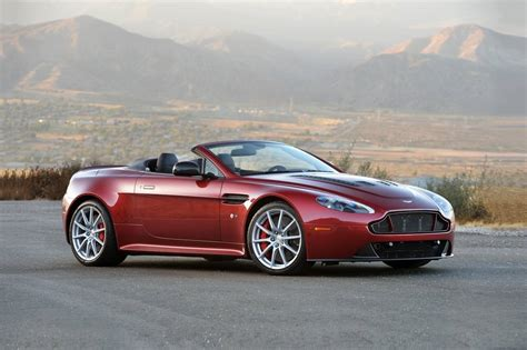 aston martin roadster price 2017 aston martin v12 vantage s convertible pricing for