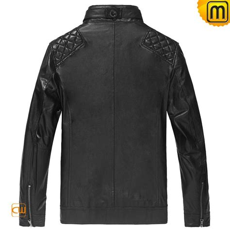 jacket design maker designer italian leather jackets men cw850256
