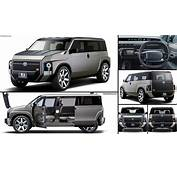 Toyota Tj Cruiser Concept 2017  Pictures Information