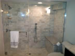Bath And Shower Remodel Upscale Wheaton Bathroom Remodeling Meeder Design