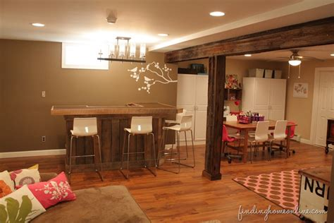 Decorating Ideas For Basements Decorating Ideas Basement Family Room Finding Home Farms