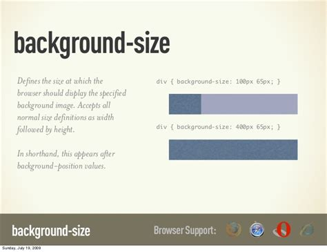 background size background size defines the size at