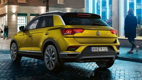 Volkswagen T Roc by Volkswagen T Roc Prezzi Consumi E Motorizzazioni San