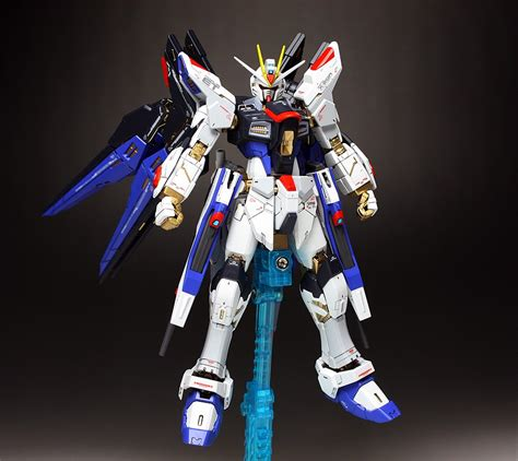 Rg 1144 Strike Freedom Gundam rg 1 144 strike freedom gundam painted build gundam kits collection news and reviews