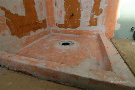 Shower renovation   Céramiques Hugo Sanchez Inc
