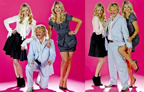 celebrity juice last week photos of fearne cotton holly willoughby leigh francis