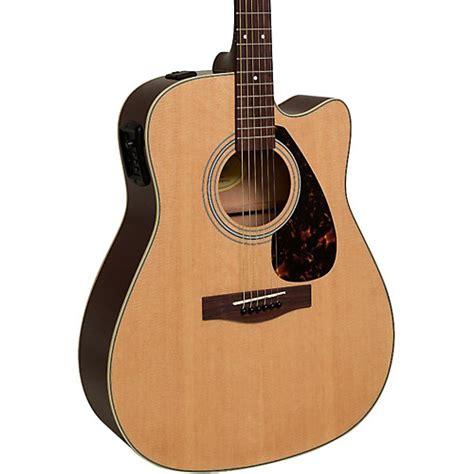 Gitar Akustik Elektrik Yamaha 6 yamaha fx335c dreadnought acoustic electric guitar