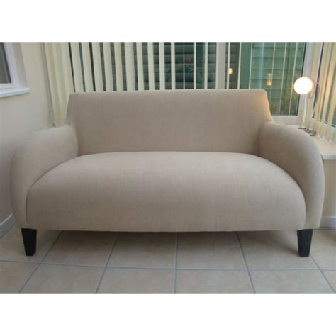 second hand 2 seater leather sofa second hand 2 seater sofa brokeasshome com
