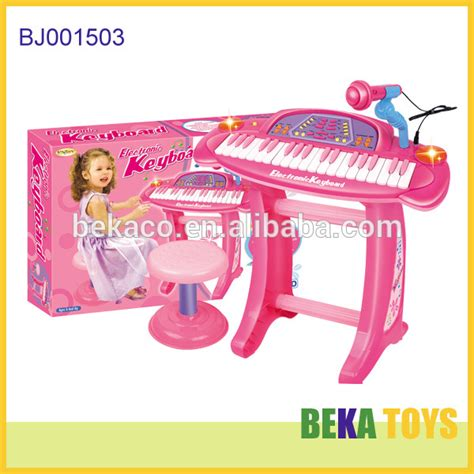 Jual Lovely Strawberry Puzzle Electronic Piano Toys Kid Yellow mode spielzeug f 252 r m 228 dchen p 228 dagogische spielzeug