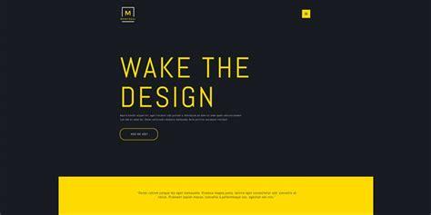Free Portfolio Website Templates Psd 187 Css Author Creative Portfolio Website Templates