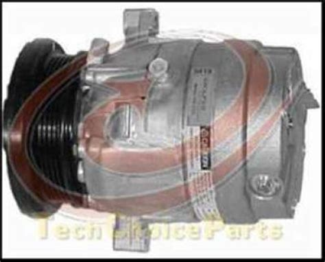1993 1996 buick oldsmobile ac compressor techchoice parts