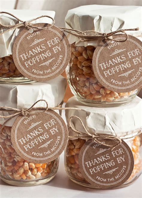 diy wedding gift ideas for guests popular inexpensive wedding favors for your guests