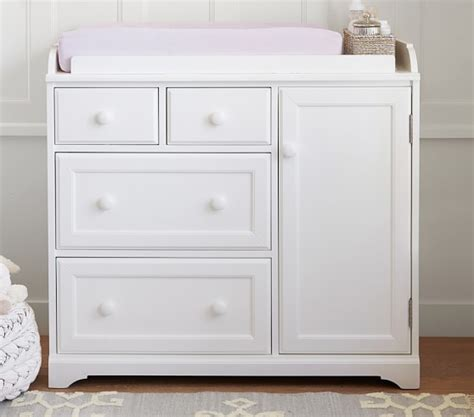 Changing Table Okc Changing Table Pottery Barn
