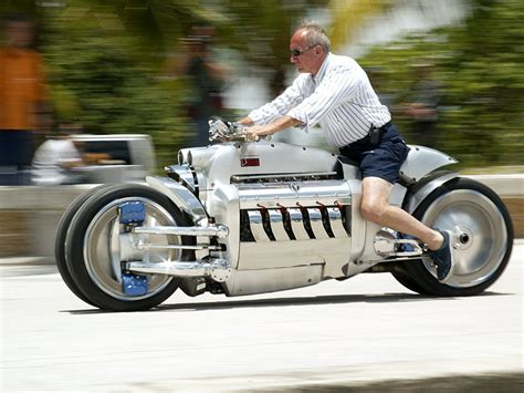 Dodge Tomahawk With Figure greatest vehicles dodge tomahawk world s most