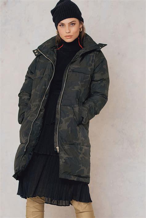 Camo Padded Jacket camo padded jacket na kd