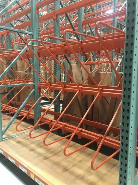 selective pallet rack system