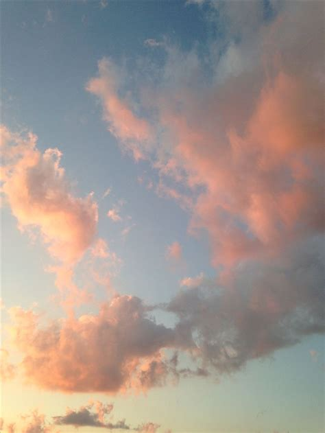 cotten candy clouds sky aesthetic clouds sky  clouds