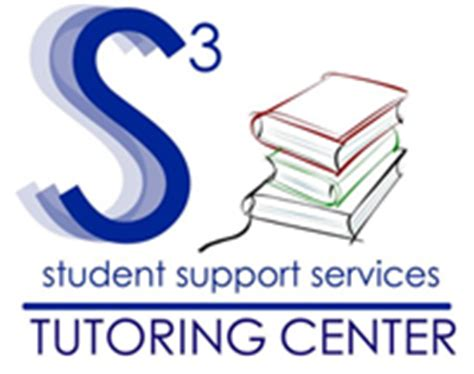tutorial center logo student support services the tutoring center hton