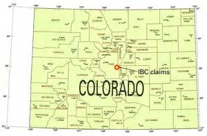colorado map with county roads pictures to pin on