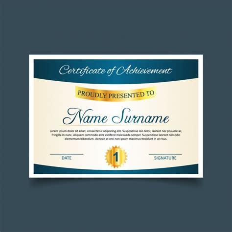 como descargar sertifidos en microsoft gratis plantilla de certificado de reconocimiento con medalla