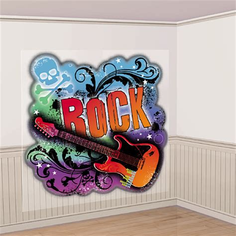 Rock Decorations by Baby Room Decor Rockstar Baby Room Decor
