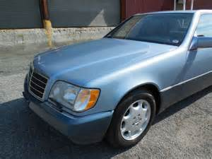1993 mercedes benz 300se 24k miles lowest mileage w140 absolutley stunning for sale photos