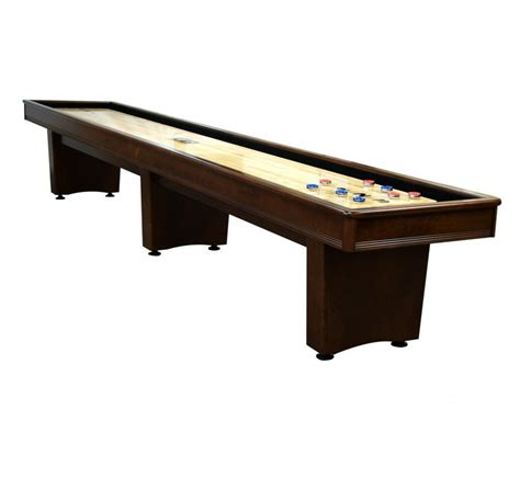 Shuffleboard Tables by Olhausen York Shuffleboard Table