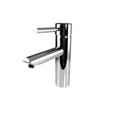 Vanity Faucets Single by Fresca Tartaro Single 1 Handle Low Arc Bathroom