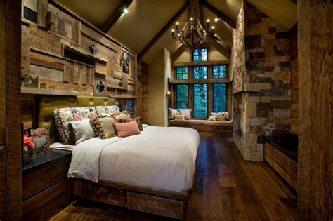 cabin bedroom decor mountain cabin rustic bedroom phoenix by imi