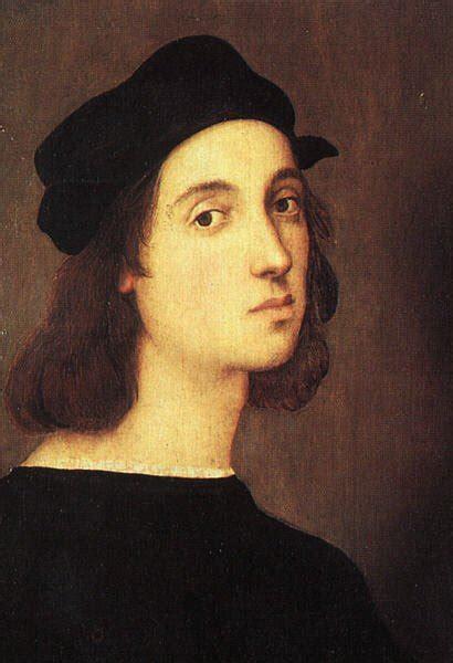 raphael biography facts 1506 the uffizi at florence