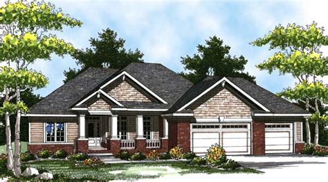 house plan 73321 colonial craftsman ranch plan with 1694