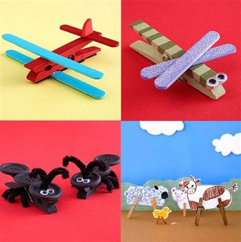 kids children on pinterest 35 pins manualidades con pinzas click image to find more diy