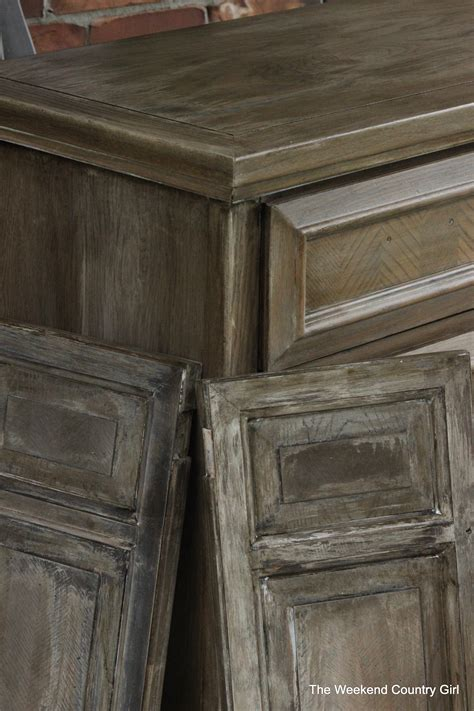 Unfinished Birch Kitchen Cabinets remodelaholic how to achieve a restoration hardware