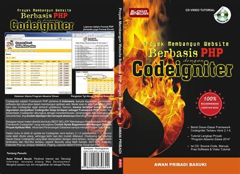 Mudah Membangun Web Profil Multibahasa Cd proyek membangun website berbasis php dengan codeigniter