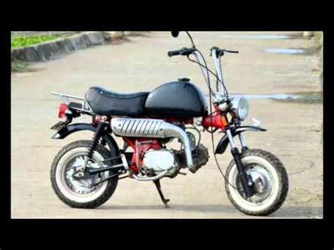 Silinder Honda Unyil my honda gorilla bee doovi