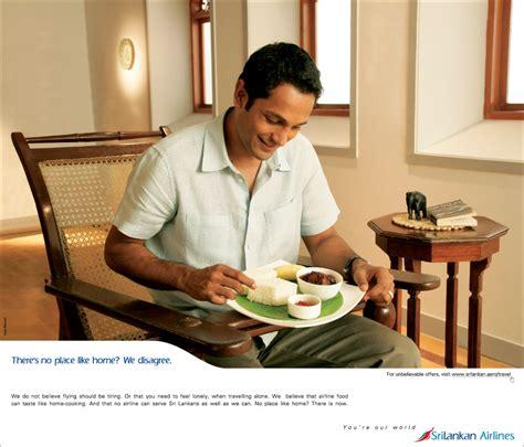 sri lankan airlines like home