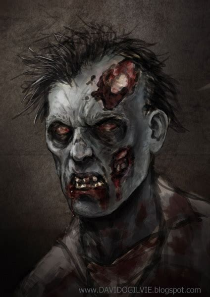 zombie 01 by ogilvie on deviantart