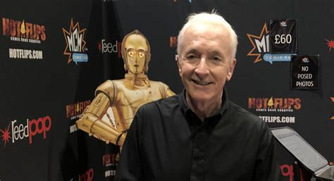 anthony daniels music spoiler alert here s who anthony daniels actually plays